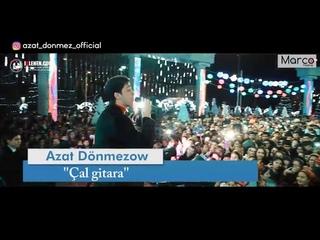 Azat Donmezow - Chal gitara Konsert 2020