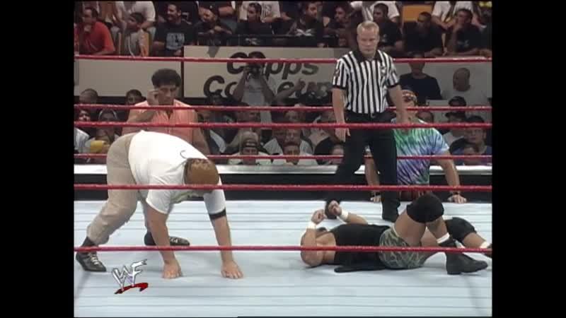 WWF Sunday Night Heat 27.09.1998 - Golga vs Mosh
