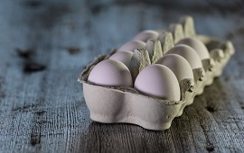 Хлеб, масло и яйца в Липецкой области самые дешевые в ЦФО
