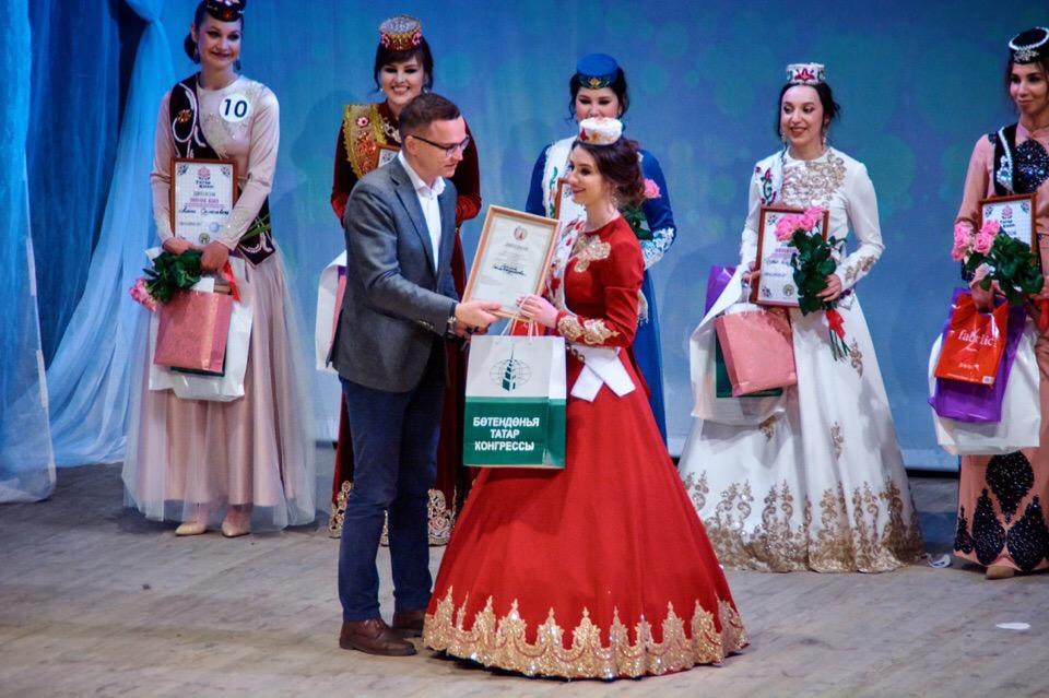 Победительницей конкурса «Татар кызы-2019» стала девушка из Агрызского района