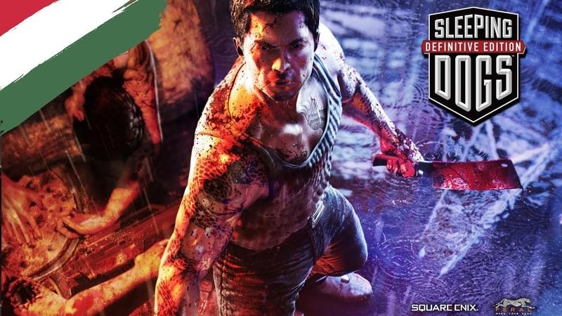 Sleeping Dogs Definitive Edition Game Movie 1080p HD |HUN Magyar|