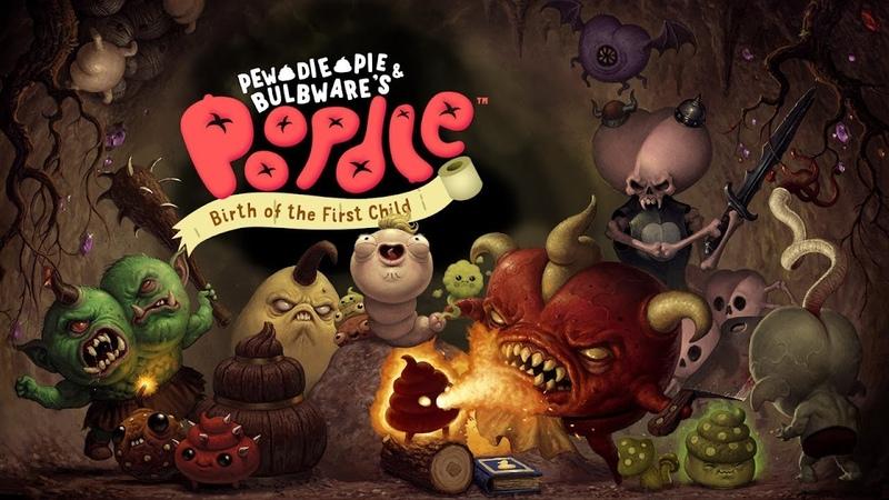 Poopdie android game first look gameplay español