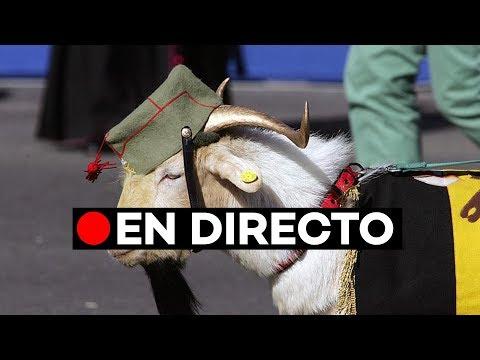 EN DIRECTO Desfile de las Fuerzas Armadas en Madrid 12O
