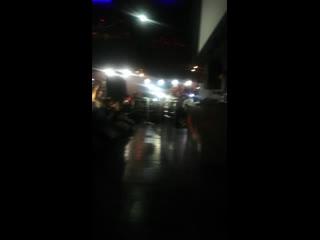 Рэпер GUF в Мегаполисе