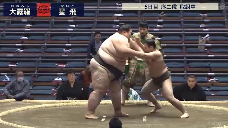 Orora vs Seito - Haru 2018, Jonidan - Day 5