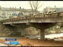 В Большом Селе начался долгожданный ремонт моста через реку Юхоть