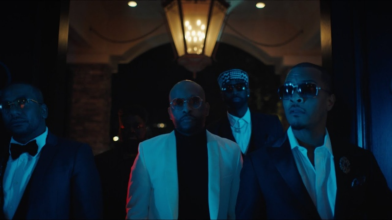 Royce 5'9 - Black Savage ft. Sy Ari Da Kid, White Gold, CyHi The Prynce T.I. (Official Video)