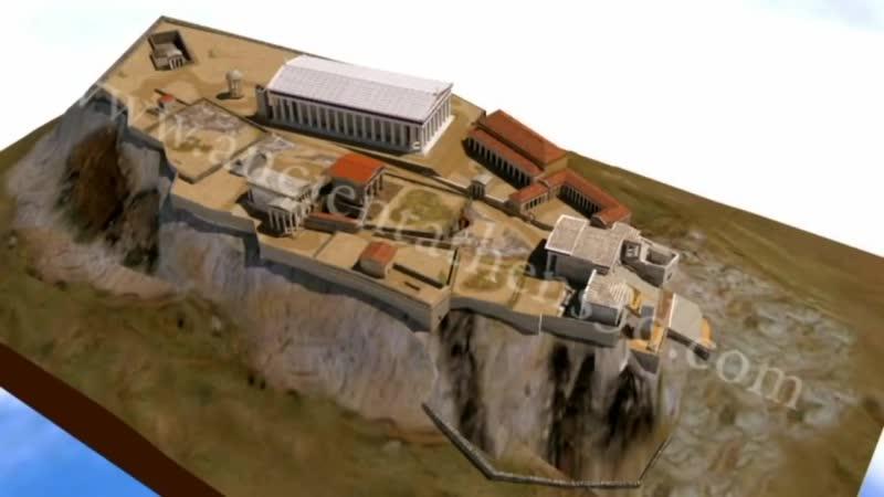2015.03.05 в 13.11..The Acropolis of Athens - Η Ακρόπολη των Αθηνών - YouTube