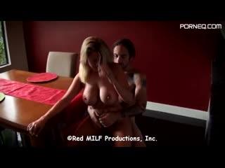 Cheating Housewife, The Secret Affair - Grace Evangeline, Rachel Steele (Red Milf) | Anne Teyze Ensest Altyazılı Porno İzle