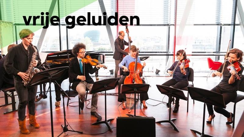 Marike van Dijk Stereography Project - Jean Jacques (live @Bimhuis Amsterdam)