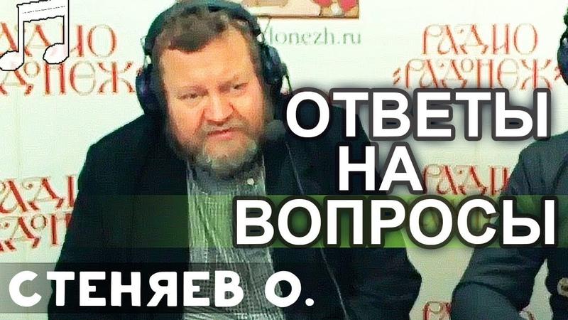 Если человек несёт Наказание на земле Причины Бездетности 24 06 2018 Стеняев Олег