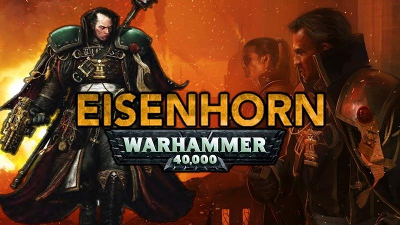 WARHAMMER COMES TO TELEVISION Inquisitor Eisenhorn Warhammer 40k TV Series