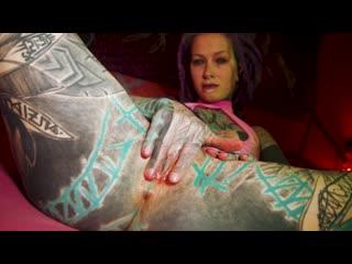 Anuskatzz - Double penetration anal fuck tattoo girl, Fetish, Torture, Sadism, Pain, Bitch, Whore, Slave Teen Gape Anal Sex Solo