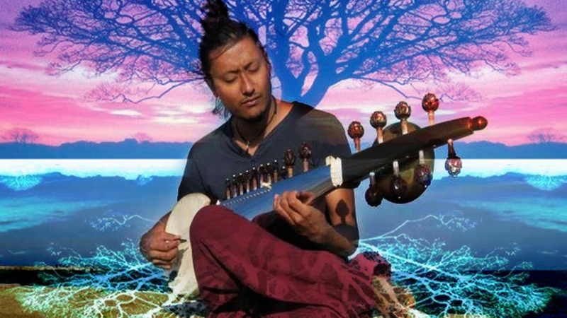 Tree of Life by Manish Omm Sarod Music