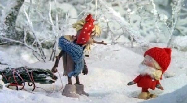 14 новогодних советских мультиков, которые на одном дыхании смотрим мы и наши дети. Часть 1