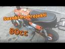 Suzuki PV projekti 80cc 2018