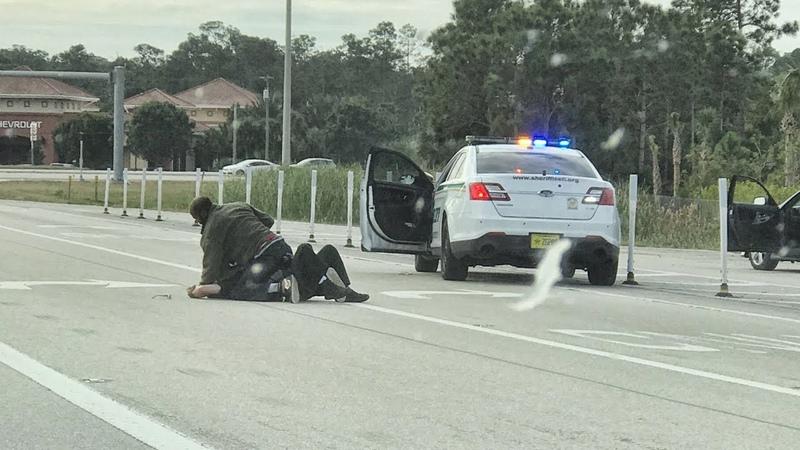 Brave Good Samaritans Help Cops. Real Life Heroes.