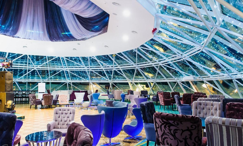 Банкетный зал «DIP Lounge»