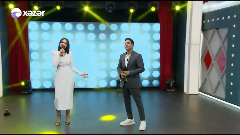 Согдиана feat Adil Karaca Музыка 5də 5 Xəzər TV