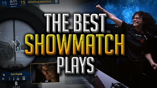The Best Showmatch Plays in CS:GO History!