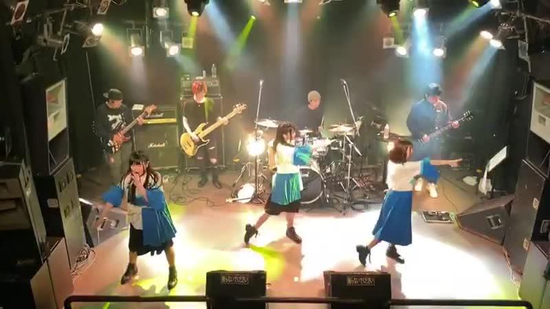 Polomeria Sanatorium Live at solo perfomance 2 Yogoreru mae no kimi to umi o kaita yo in Shinjuku MARZ 2020 03 17