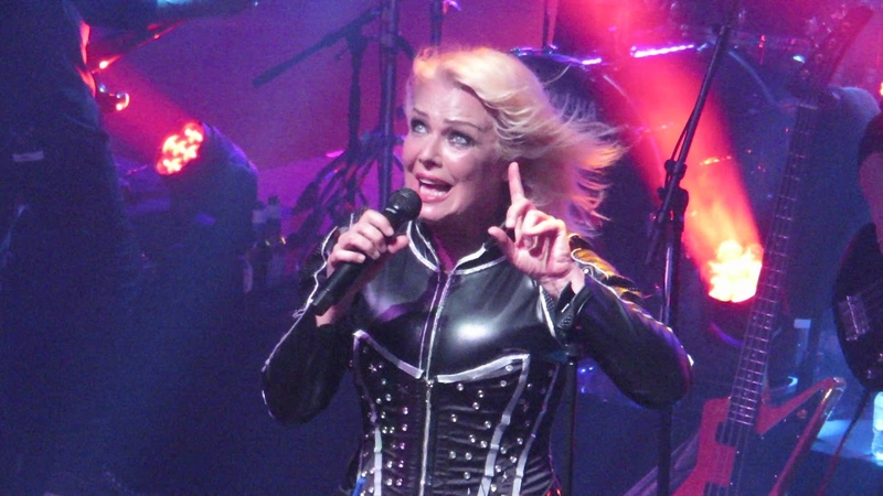 Kim Wilde Yours 'til the end live à La Cigale 26 mai 2018