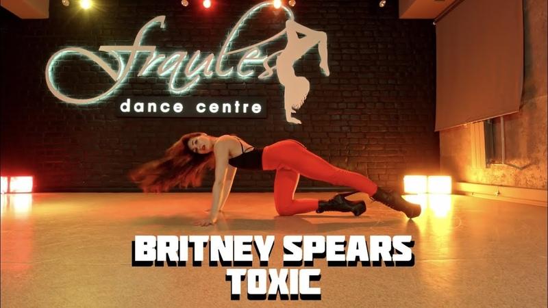 BRITNEY SPEARS - TOXIC / High heels/Strip Choreo