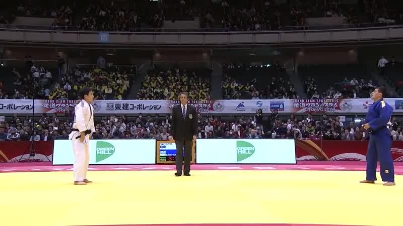 ZANTARAIA Georgii UKR AN Baul KOR 66 kg Grand Slam Tokyo 2014