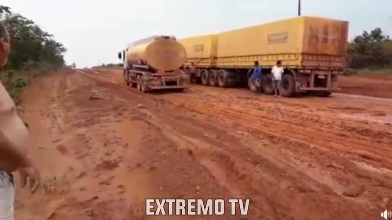 ESPECIAL VIDA de CAMINHONEIRO _ ATOLEIROS INSANOS - EXTREMO