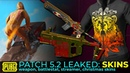 Patch 5 2 Skins Datamined Leaked PlayerUnknown's Battlegrounds 108
