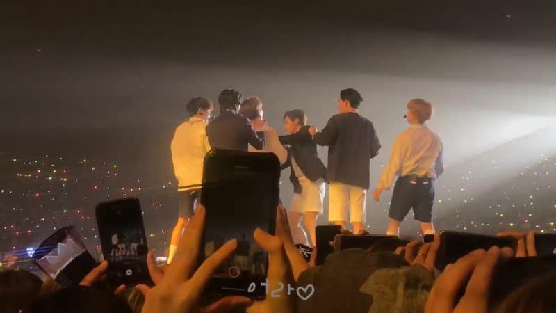 [VK][190601] MONSTA X fancam - I Do Love U @ The 3rd World Tour: We Are Here in Bangkok