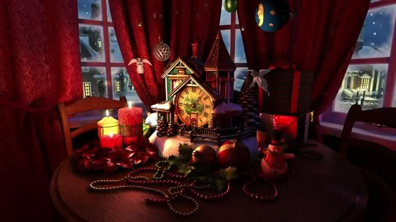 Рождественские Обои На Рабочий Стол 1920х1080