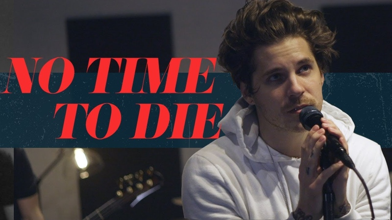 Billie Eilish No Time To Die Rock Cover by Our Last Night