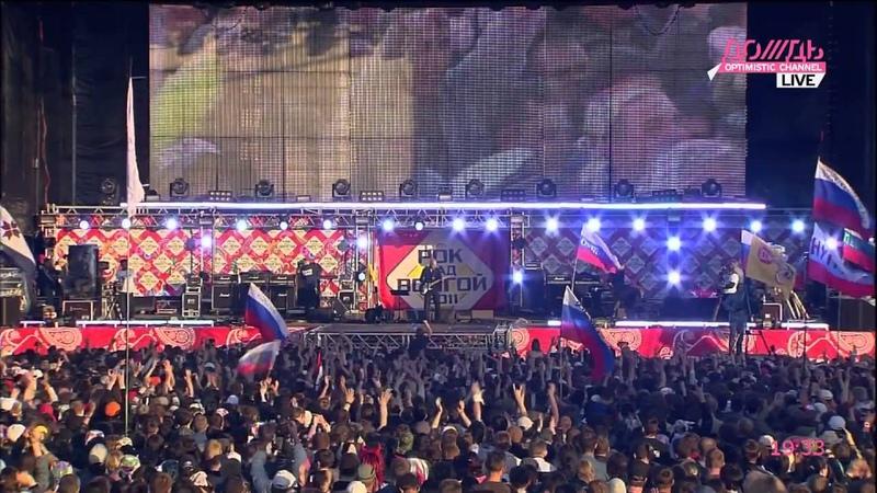 Мамонов. Досуги-Буги - Рок над Волгой (2011, Live, Full HD)