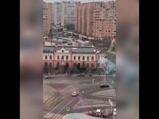 Крестный ход против короновируса в Москве