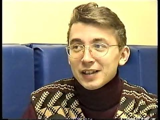 «Фильм об Ирине Авербух и Олеге Фадюхине». 11-1996