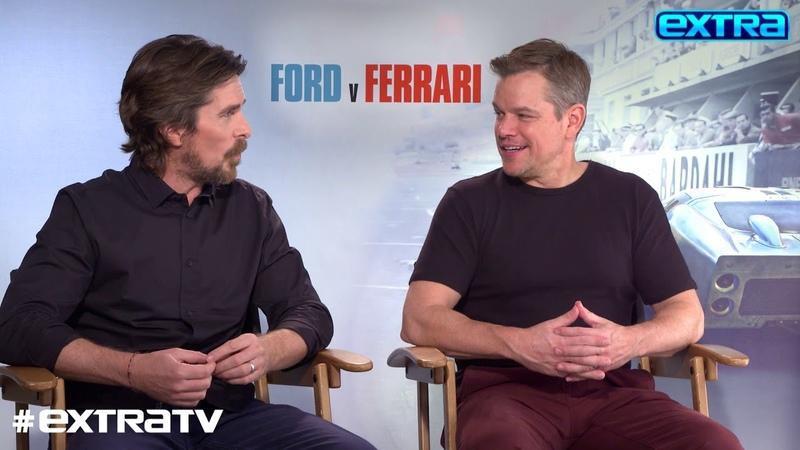 Why Matt Damon Calls Christian Bale 'Wise'