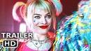 BIRDS OF PREY Work Together TV Spot HD Margot Robbie Mary Elizabeth Winstead Ewan McGregor