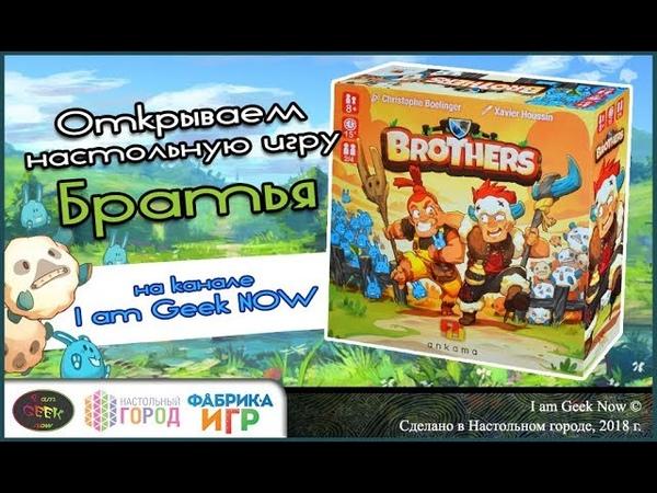 Открыевем настольную игру Brothers