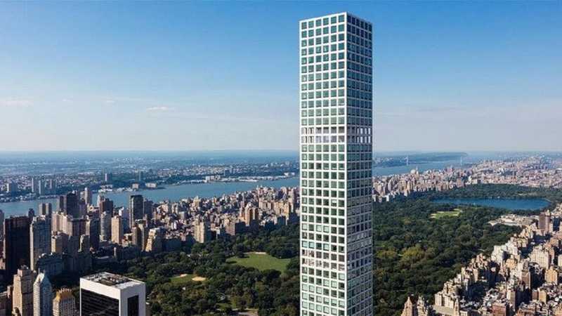 How much does cost 432 Park Avenue