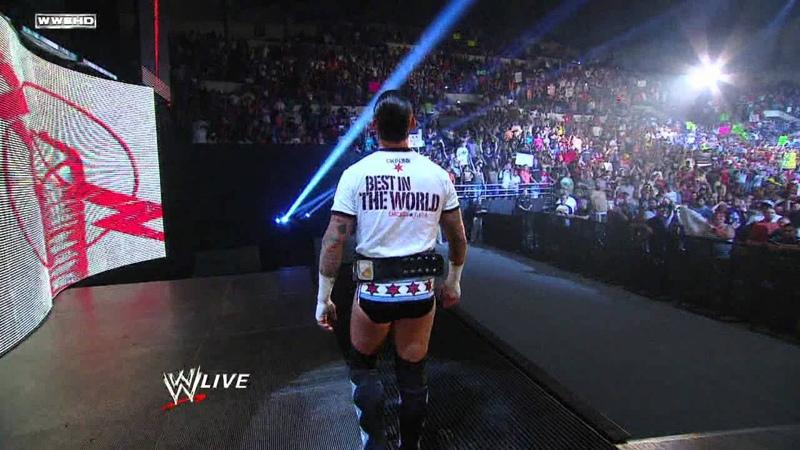 Raw CM Punk makes his shocking return to WWE