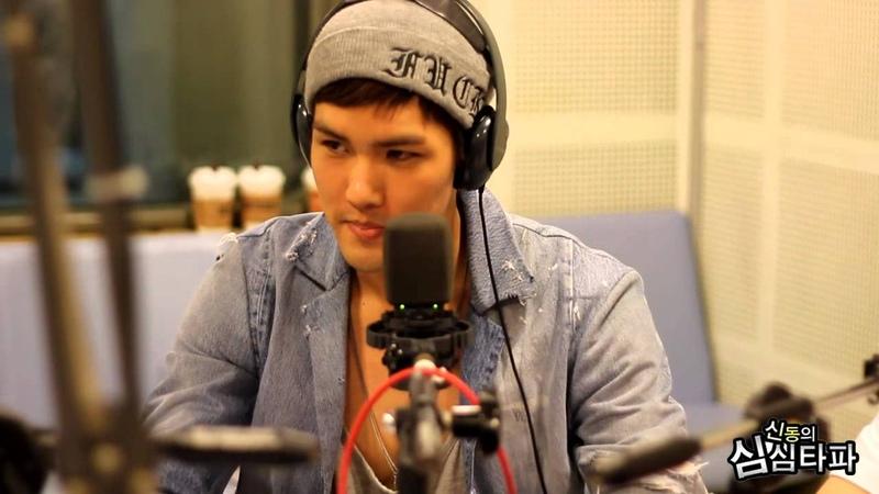 신동의 심심타파 HISTORY Song Kyung il Individual skill 히스토리 송경일 개인기 20130524