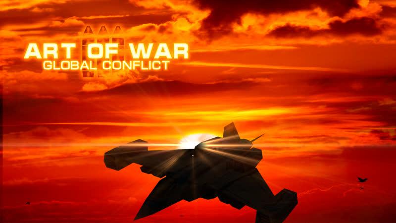 СТРИМ ART OF WAR 3 Global Conflict