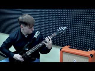 Lamb of God - Laid to Rest (guitar cover /// Сергей Захаров)