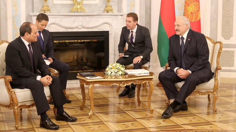Лукашенко об экономическом сотрудничестве с Египтом: хорошее начало, но не предел