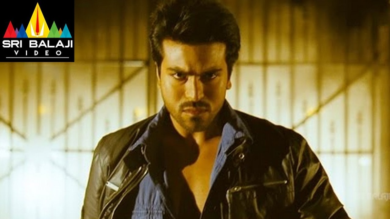 Naayak Movie Ram Charan Intro Fight Scene | Ram Charan, Kajal, Amala Paul | Sri Balaji Video