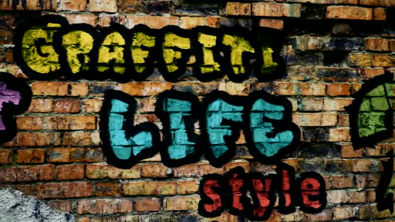 Movie pictures studiO presents a new project Graffiti style