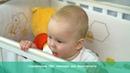 Кроватка детская Polini Disney baby 750 Медвежонок Винни и его друзья