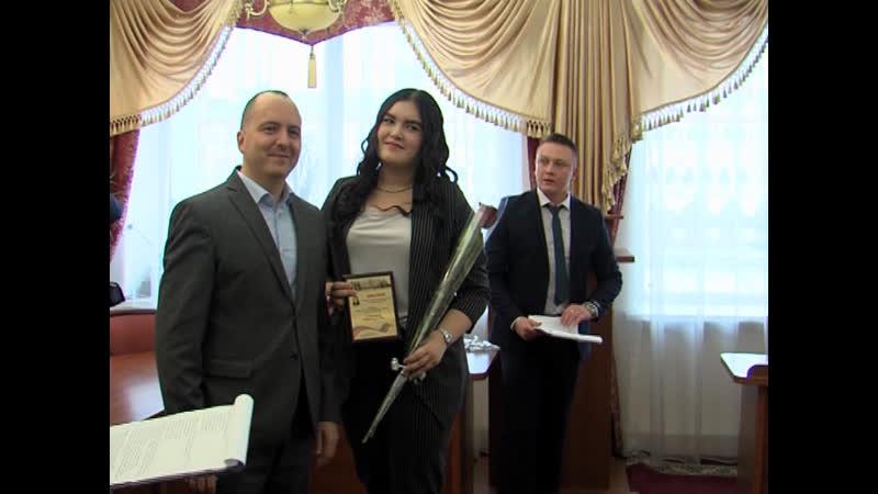 В Йошкар Оле чествовали стипендиатов мэра