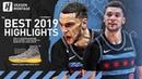 Zach LaVine BEST Highlights Moments from 2018-19 NBA Season! CRAZY DUNKS!